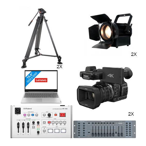 livestreampakketten
