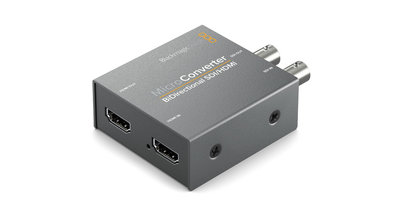 Blackmagic hdmi-sdi converter