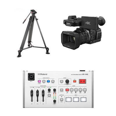 Livestreampakket 1
