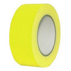 Fluor tape geel