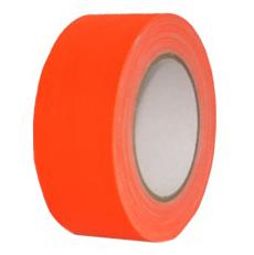 Fluor tape oranje