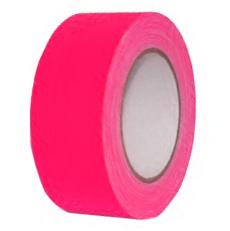 Fluor tape roze