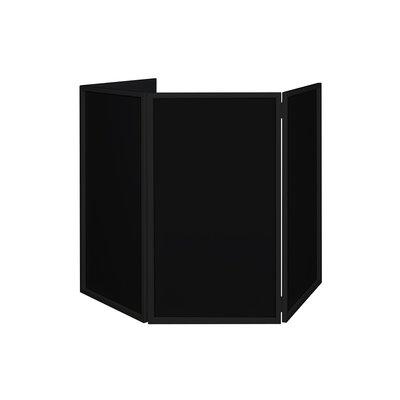 Facade zwart