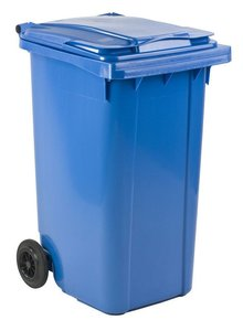 Afval container 240L