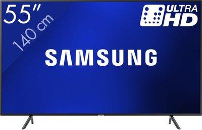 Samsung 55 inch UHD tv scherm