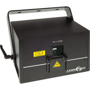 Laser 2 Watt RGB